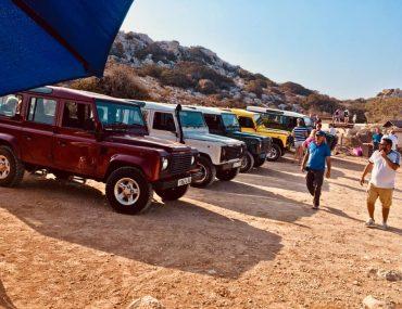 טיולים באיה נאפה וברחבי קפריסין