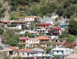 טיול כפרים בהרי הטרודוס