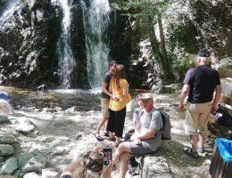 טיול מפלים בהרי הטרודוס