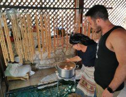 טיול קולינרי בקפריסין